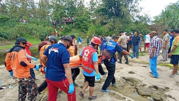 Usai Bertengkar dengan Ibunya, Perempuan Berusia 27 Tahun Lompat ke Aliran Sungai Bengawan Solo