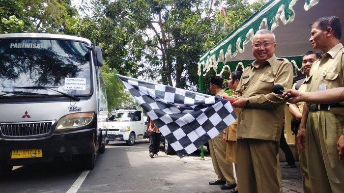 10 KK Asal Bantul Transmigrasi ke Kabupaten Bulungan Kalimantan Utara