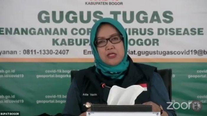 Soal Wacana Relaksasi PSBB, Bupati Bogor Ade Yasin : Nanti Seperti Apa Kalau Dilonggarkan Lagi?