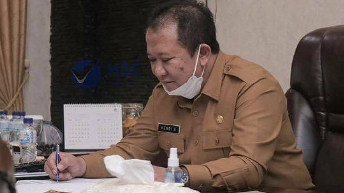 SOSOK Bupati Jember, Hendy Siswanto yang Ngaku Terima Honor Rp 70,5 Juta dari Pemakaman Covid-19