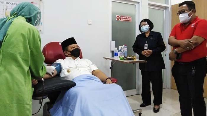Daftar Tunggu Penerima Donor Plasma Konvalesen di Kabupaten Jember Capai 153 Pasien