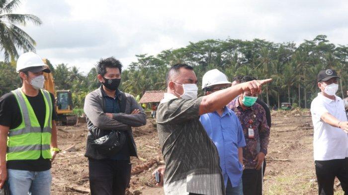 Bupati Jembrana Kembangkan Udang Vaname Metode Ramah Lingkungan