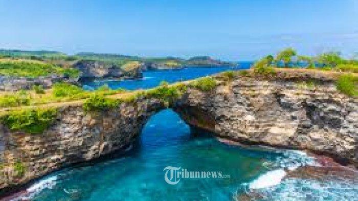 Kepulauan Nusa Ceningan, Kabupaten Klungkung.