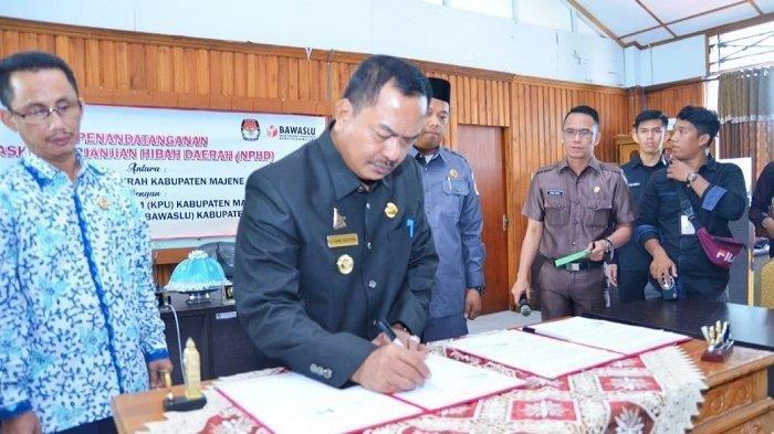 Bupati Majene Fahmi Massiara Semasa Hidup_1