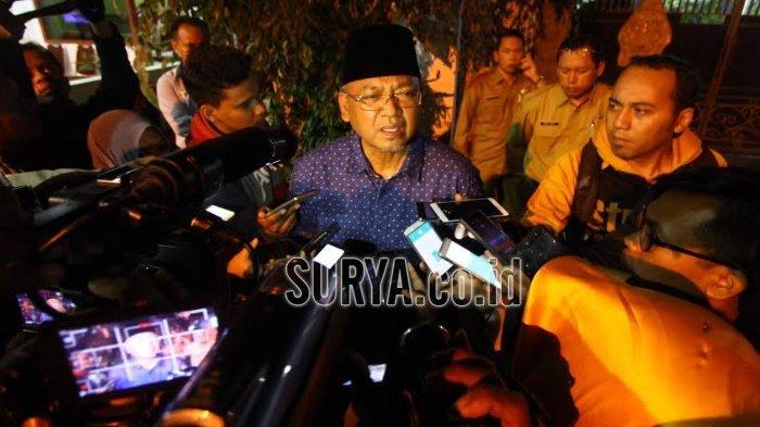 KPK Jebloskan Mantan Bupati Malang Rendra Kresna ke Lapas Surabaya