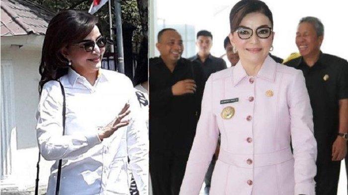 Duduk Perkara Bupati Minahasa Selatan Tetty Paruntu Batal jadi Menteri Jokowi, Masih Simpan Undangan