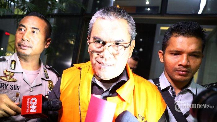 Jaksa KPK Eksekusi Eks Bupati Muara Enim Ahmad Yani ke Rutan Palembang