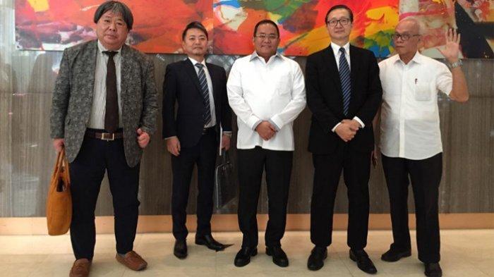 Bupati Dodi Reza Segera Boyong Para Pengusaha Jepang Berinvestasi di Musi Banyuasin