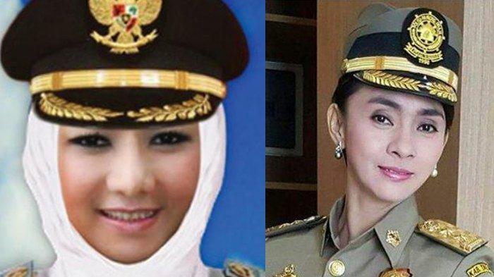 Sama-sama Terseret Kasus Korupsi, Bandingkan Gaya Mewah Bupati Cantik Talaud dan Rita Widyasari
