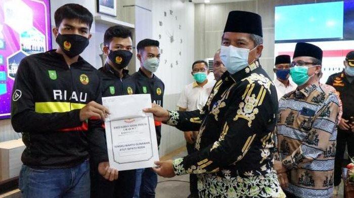 PON XX Papua 2021: 13 Atlet Kabupaten Siak Siap Perkuat Kontingen Provinsi Riau