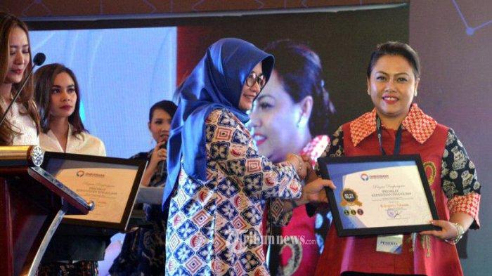 Sukses Layani Publik, Bupati Tabanann Raih Predikat Kepatuhan Pelayanan Publik Ombudsman