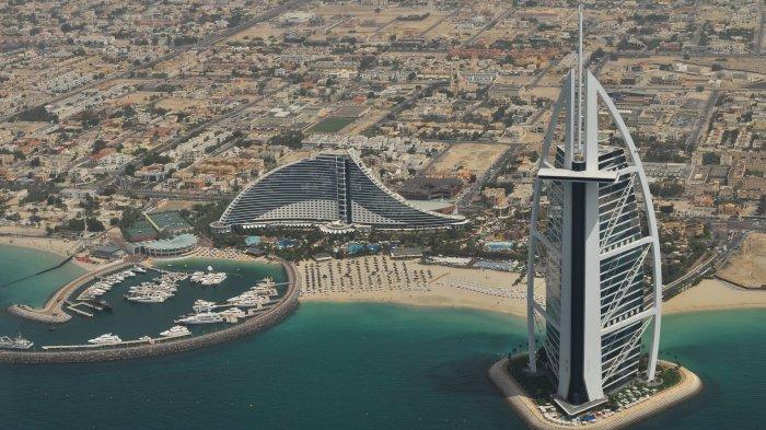 Burj Al Arab, Dubai, Uni Emirat Arab.