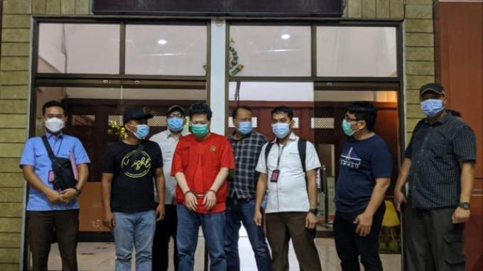 Buron Sejak 2015, Terpidana Kasus Korupsi di PT Askrindo Ditangkap di Tangerang