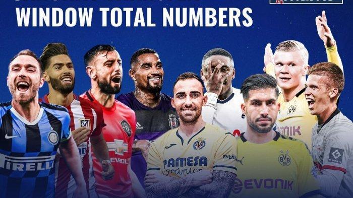 Rumor Transfer Pemain - Deretan Bintang yang Dikabarkan ke Liga Inggris Musim Panas Mendatang