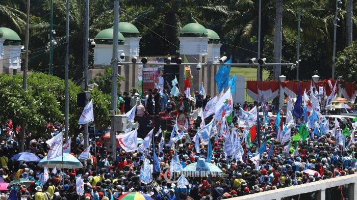 7 Isu RUU Omnibus Law Ciptaker yang Picu Buruh Lancarkan Aksi Mogok Nasional