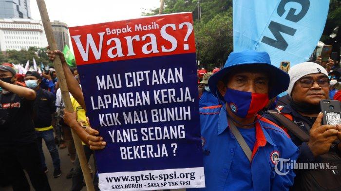UU Cipta Kerja Ditandatangani Presiden Jokowi, Begini Respon Wantimpres Mardiono