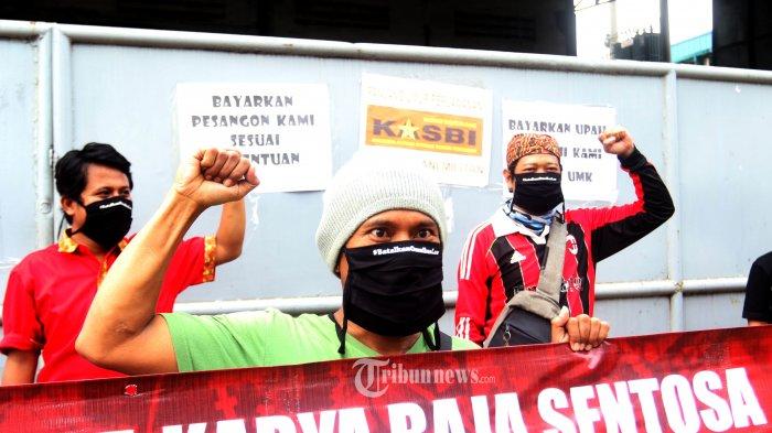 Polisi Siagakan 6.394 Personel untuk Pengamanan Hari Buruh Besok
