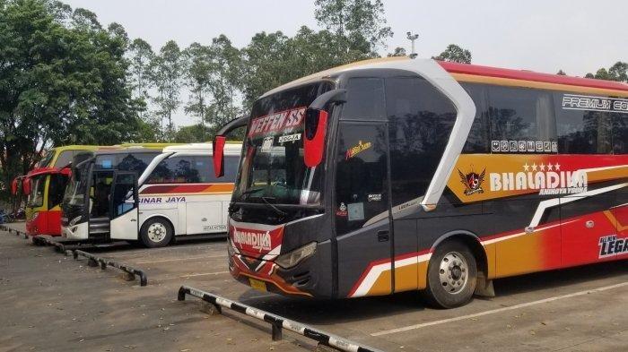 PPKM Bikin Penumpang Bus di Terminal Poris Merosot Drastis
