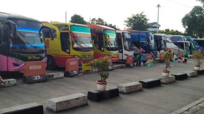 Terminal Kampung Rambutan Jakarta Timur Mulai Berlakukan Pengetatan Mudik