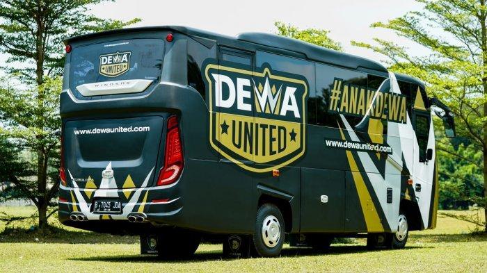 Bus Dewa United FC1