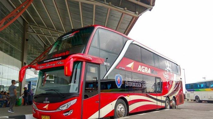 Viral Oknum Polantas Tarik Kondektur Bus Agra Mas Hingga Terjatuh, Kasusnya Berakhir Damai