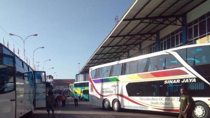 Lima Po Ini Diresmikan Jadi Operator Bus Double Decker Di Indonesia Tribunnews Com Mobile