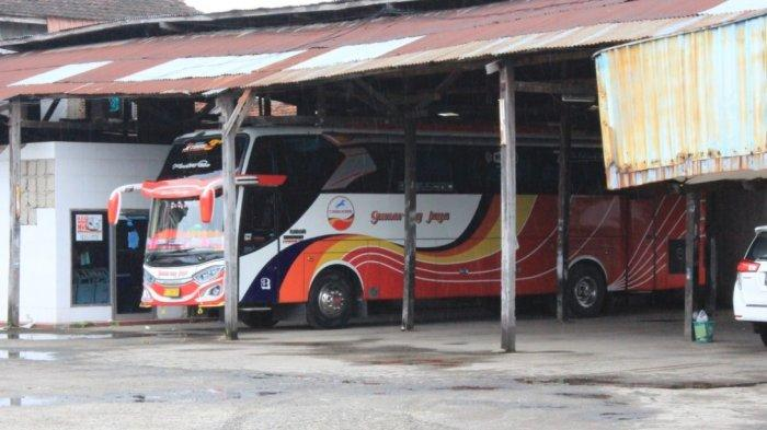 Pandemi Juga Memukul Bisnis Transportasi PO Gumarang Jaya dan Puspa Jaya Lampung