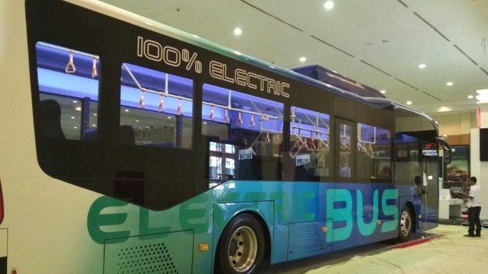 MAB Siapkan Pabrik di Atas Lahan 10 Hektar di Subang untuk Produksi Bus Listrik