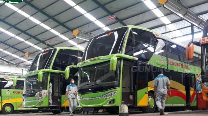 Tarif Lebaran Bus Double Decker PO Gunung Harta ke Malang Tembus Rp 1,5 Juta, Ini Rincian Lengkapnya