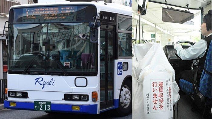 Pemerintah Jepang Berencana Beri Subsidi kepada Perusahaan Bus