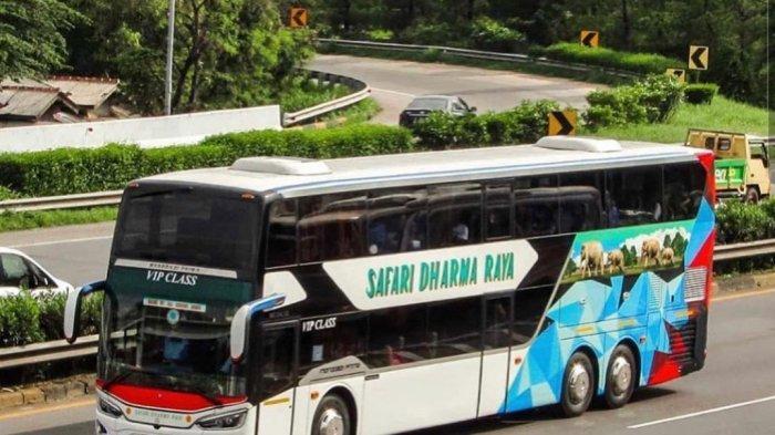 Jelang Larangan Mudik, PO Safari Dharma Raya Tetap Jual Tiket Sampai 5 Mei 2021