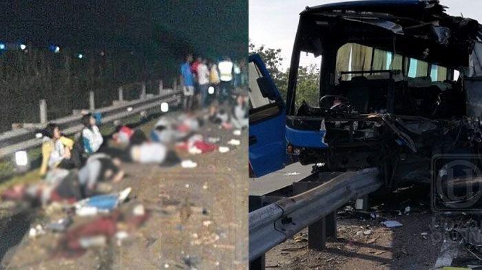 WNI Korban Kecelakaan Bus Penang Malaysia Dievakuasi