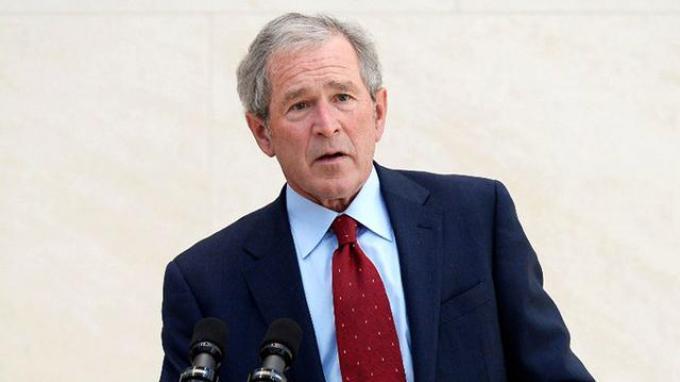 Meski Satu Partai, Eks Presiden Amerika George W Bush Ogah Pilih Donald Trump di Pilpres 2020