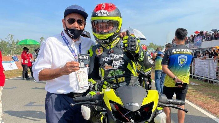 Lagi Viral di Kalangan Bikers, NGK MotoDX Jadi Busi Resmi PON Papua 2021