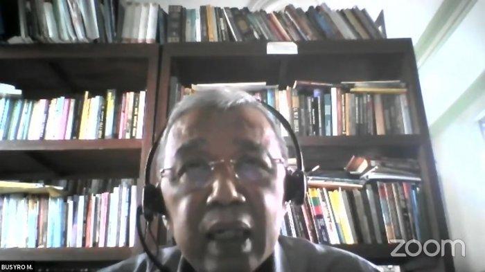 Mantan Pimpinan KPK: Ada Upaya Tamatkan Riwayat KPK untuk Kepentingan Politik Pemilu 2024