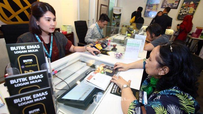 Harga Emas Antam Stagnan di Level Rp962 Ribu Per Gram Jelang Akhir Pekan