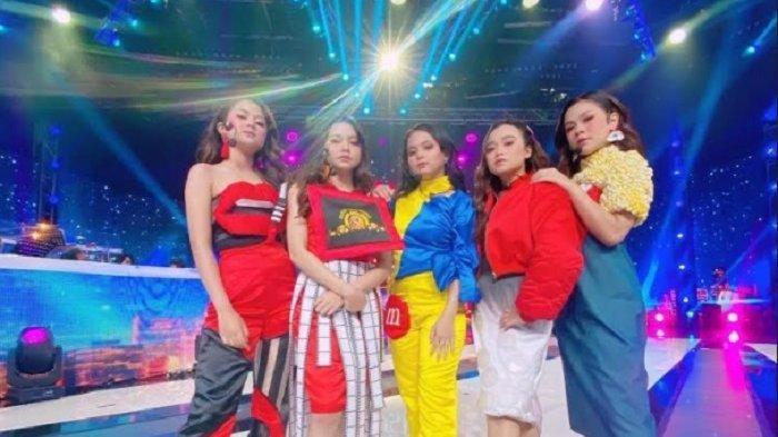 Jebolan Kompetisi Dangdut Bentuk Girlband, Namanya Byoode, Tak Lama Lagi Rilis Single
