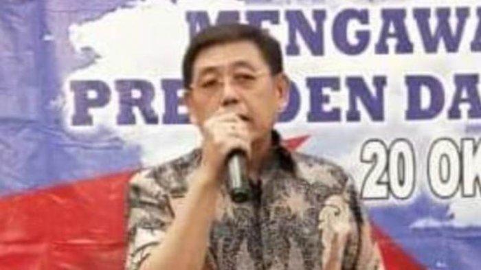 C Suhadi: Presiden Hadir Meresmikan Bendungan di NTT Bukan Untuk Kampanye