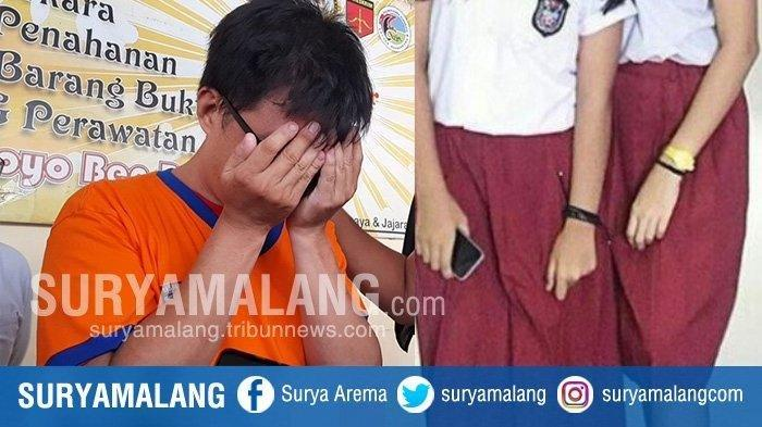 Oknum Guru SD di Surabaya Cabuli 8 Bocah, Begini Modusnya