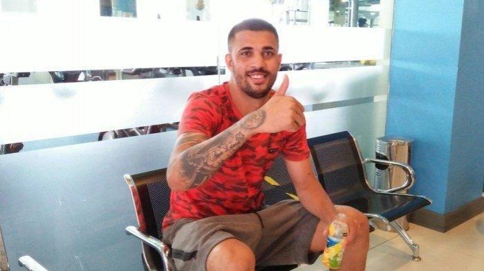 Arema FC Berlatih Kembali Bikin Senang Caio Ruan