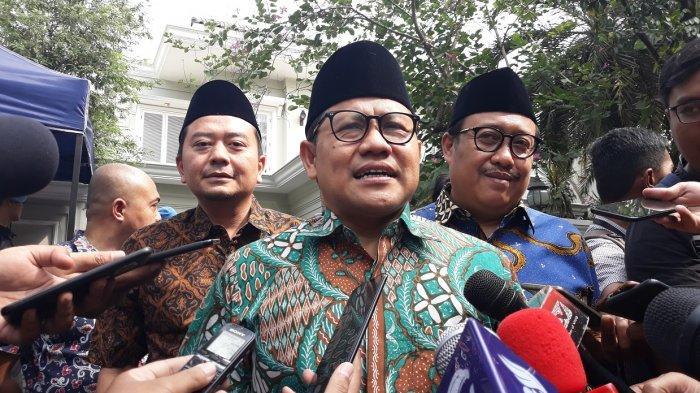 Cak Imin Bertemu Ma'ruf Amin: Bahas Posisi Menteri Lebih Detail