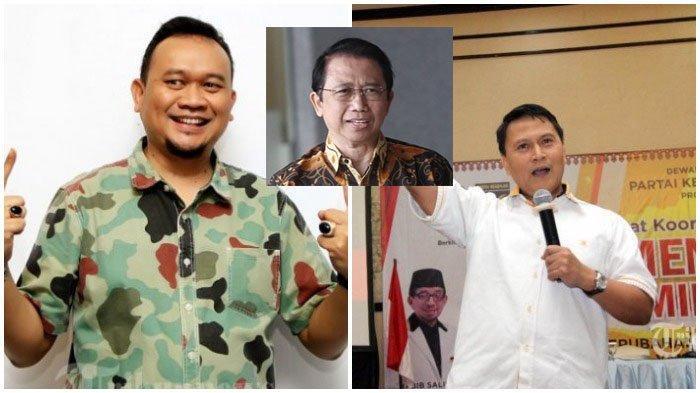 Cak Lontong Balas Komentar Pedas Mardani Ali Sera, Marzuki Alie: Gak Usah Masuk Wilayah Politik