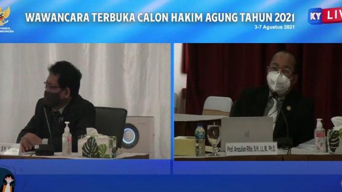 Calon Hakim Agung Catur Sebut 3 Hal yang Sering Dikeluhkan Publik Soal Lembaga Peradilan Indonesia