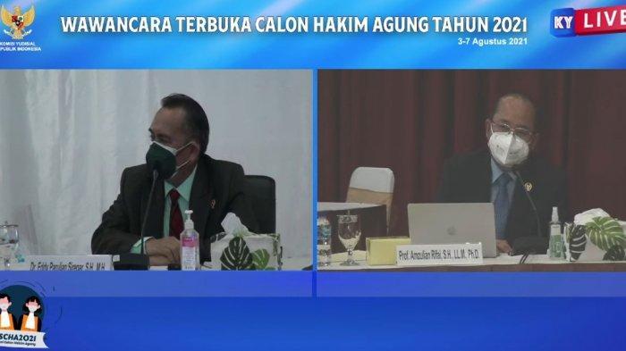 Calon Hakim Agung yang Pernah Tangani Kasus Bom Bali Ditanya Tolak Ukur Dituduh Terpapar Radikalisme