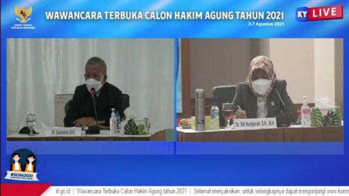 Calon Hakim Agung Subiharta Menilai Praktik Peradilan HAM di Indonesia Belum Optimal