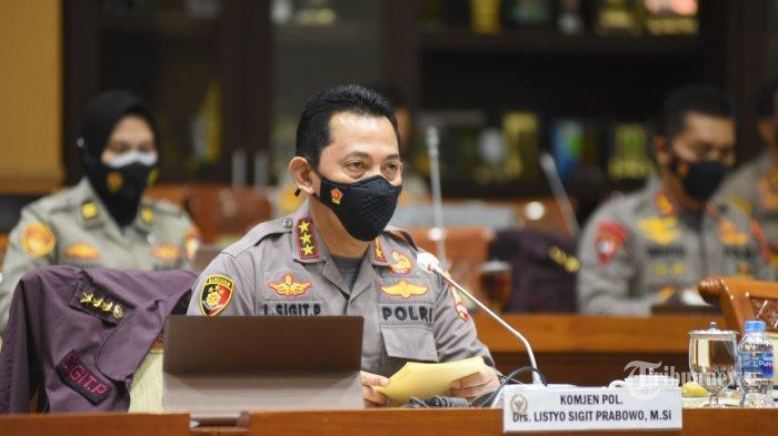 Presiden Jokowi, Komjen Listyo Sigit dan Konsistensi Negara Pancasila