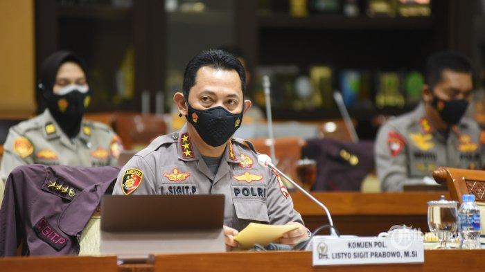 Pimpinan DPR: Semoga Pak Listyo Amanah Dalam Menjalankan Tugas
