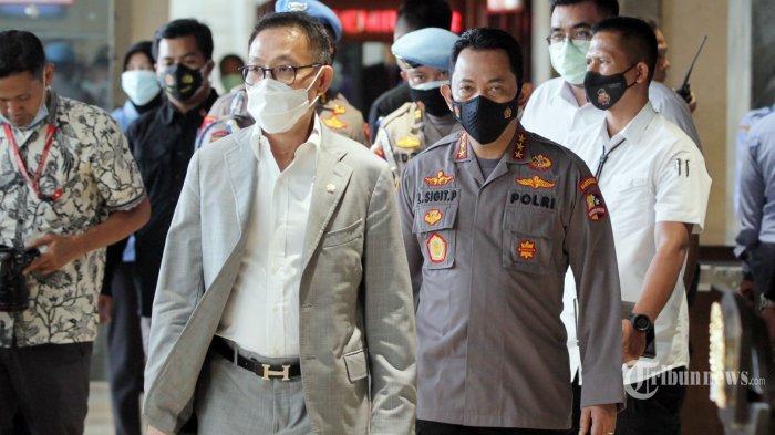 Besok Rabu Pon, Jokowi Disebut akan Melantik Komjen Listyo Sigit Prabowo Sebagai Kapolri