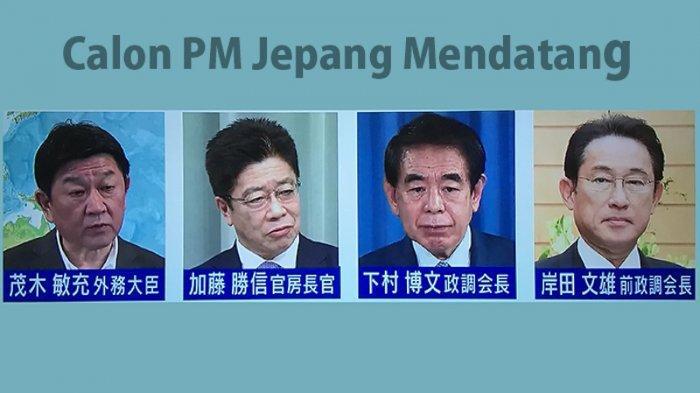 Pemilu Bagi 4 Calon PM Jepang Mendatang, Bagaimana Dengan Fumio Kishida?