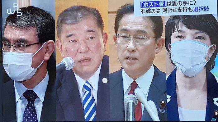 Taro Kono Kemungkinan Besar Menjadi Presiden LDP Sekaligus PM Jepang ke-100